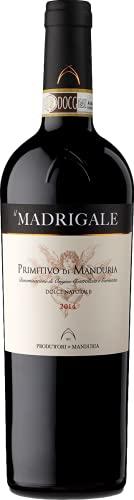 Produttori Vini Manduria Madrigale Primitivo di Manduria Dolce Naturale 2018 750ml