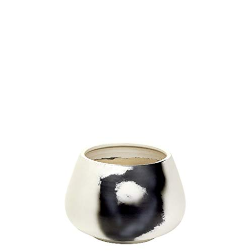 Lambert Keiichi Vase, Keramik, Brush, H 23 cm D 33 cm
