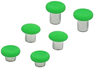 E-MODS GAMING® Thumbsticks Grips Replacement for Xbox One Elite Controller - Green