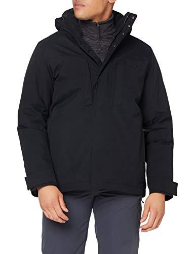 Jack Wolfskin Glacier Veste Homme Black FR: XL (Taille Fabricant: XL)