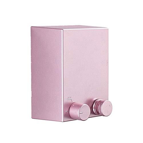 Yardwe Tendedero retráctil, Cuerda de Acero Inoxidable para Interiores, secador de Ropa, suspensión, para Colgar la Ropa (Rosa)