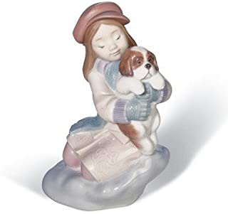 I'll Keep You Warm Figurine Lladro