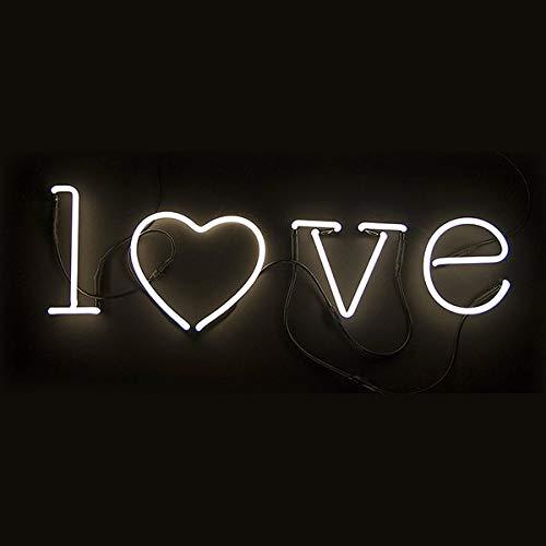 Composition « Love » 4 Lettres Neon + Transformateur 01424 - 6 Kv