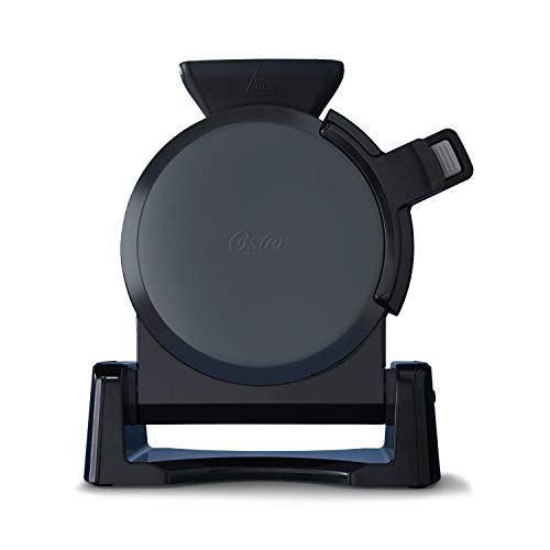 Oster 2102601 Vertical Waffle Maker, One Size, Black