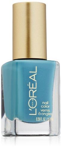 L'Oreal Paris Colour Riche Nail, Now You Sea Me, 0.39 Ounces