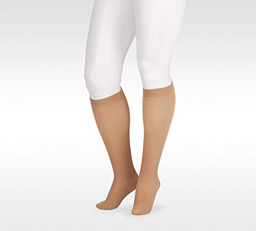 Juzo Soft 2001 20-30mmhg Compression Closed Toe Knee-High Stocking