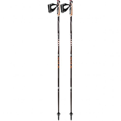 LEKI BATONS Trail Stick Carbon