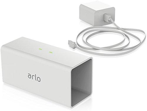 Arlo Accessoire Pro 2 - Station de chargement pour Caméra HD (VMA4400C) Blanc