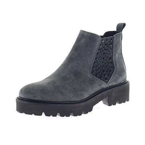 Alpe Woman Shoes Damen Stiefeletten Eveline 3730,11,46 grau 575556