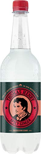 Thomas Henry Spicy Ginger EW, 6er Pack, EINWEG (6 x 750 ml)