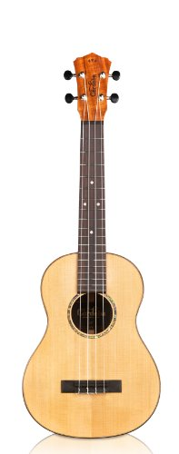 Cordoba 32T All Solid Tenor Ukulele with Polyfoam Case