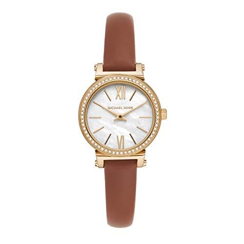 Michael Kors Petite Sofie Stainless Steel Watch