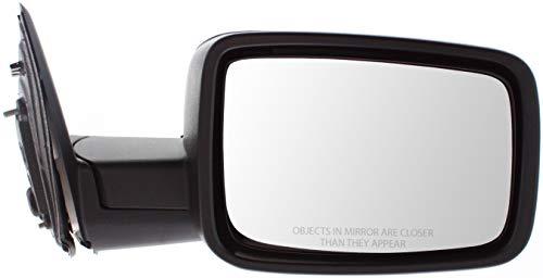 Kool Vue Mirror For 2011-2012 Ram 1500 2009 Dodge Ram 1500 Passenger Side
