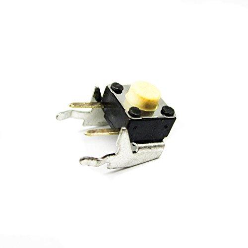 (キュミオ) QeMIO XBOX 360用スイッチボタン コントローラー RB LB Universal Bumper Buttons Tactile Switch Controller Replace Compatible Controller (Pack of 4)