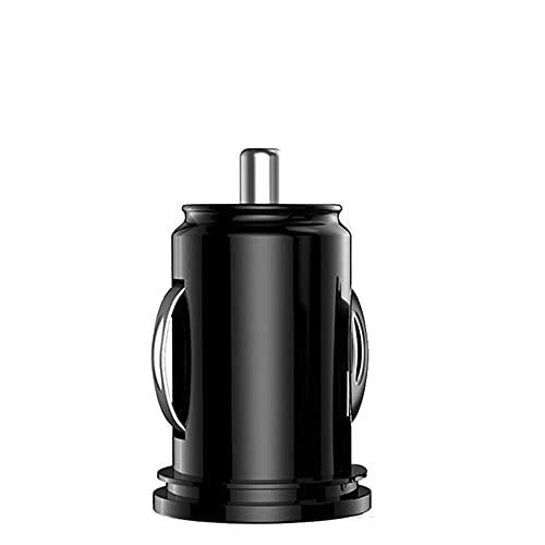 Aieryu Cargador de Coche USB, Encendedor de Cigarrillos del Coche USB Pantalla de Carga Rápida Adaptador de Cargador Multifuncional Accesorios para Opel All Models