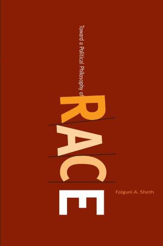 Toward a Political Philosophy of Race (Suny Series, Philosophy and Race)