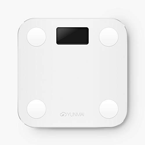 Balança de Bioimpedância Yunmai Mini - Branca
