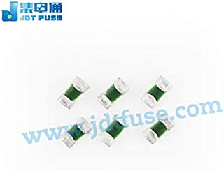 1000pcs per pack One Time 0402 SMD Fuse Surface Mount Chip Fast Blow Acting Surface Mounted Devices JFC0402-1100FS 1A 32V 1000mA 1X0.5X0.4mm
