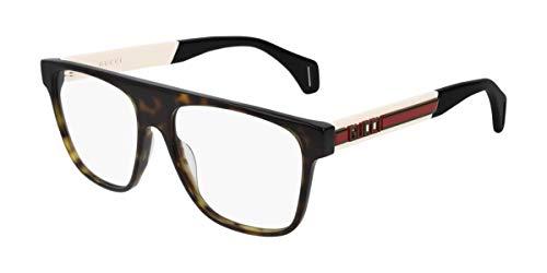 montatura occhiali da vista donna gucci Gucci Occhiale da vista GG 0465O confezione originale garanzia italia - 003