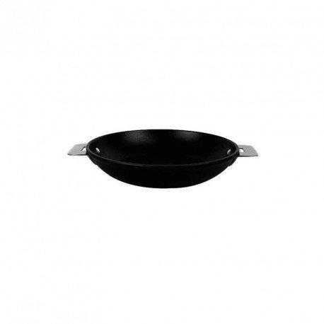 Cristel C14QMPKP Casteline 14 cm, extra/íble con tapa platino Cazo