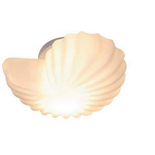WWWWW Amerikaans dorpijzer Scandinavische stijl glazen boerderij plafondlamp bestraling oppervlakte 10 meter vierkante meter tot 15 vierkante meter No Light LED-bron energiebesparing lamp voor Sp