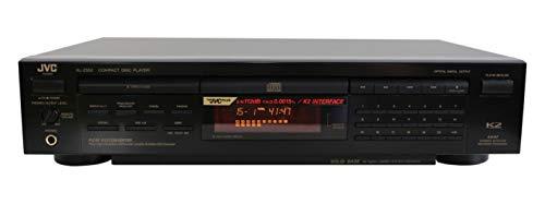 JVC XL-Z 552 Solid Base CD Spieler in schwarz
