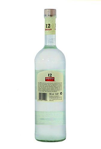 S. Ouzo S Anice - 1000 ml