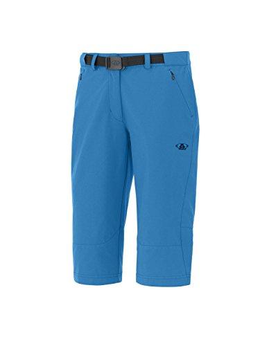 Maul Sereine Capri Pantalon de Montagne Elastic Ocean Blue/Dark, Ocean Blue/Dark