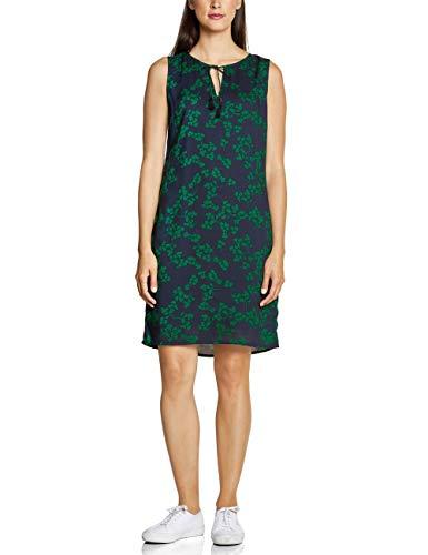 Street One Damen 142470 Kleid, Pure Green, (Herstellergröße:36)