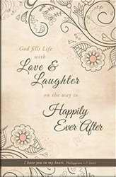 "Warner Press, Standard Bulletin 11, Wedding, ""Love and Laughter""... (Pack of 100)"