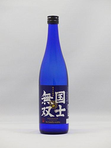 高砂酒造『国士無双 純米吟醸酒』