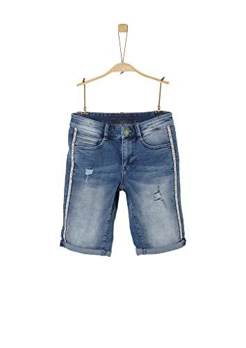 s.Oliver Junior Jungen 402.10.002.26.181.2021171 Bermudas, Blue, 164/REG