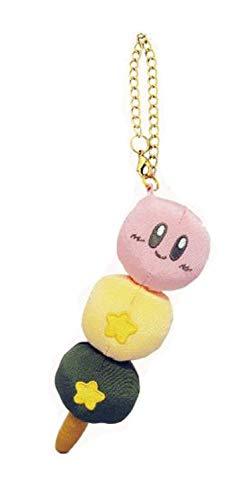 Sanei Star Kirby Dream Land Plush Toy Doll KPF03 Fuwafuwa Collection Kirby 3 Color Dango Peluche