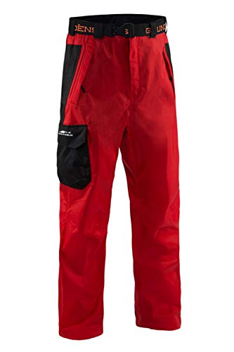 Grundéns Men's Weather Watch Fishing Pant, Red - Large