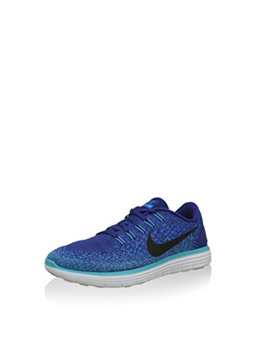 Nike Men's Free RN Distance Running Shoes, Blue (Azul), 10.5 UK