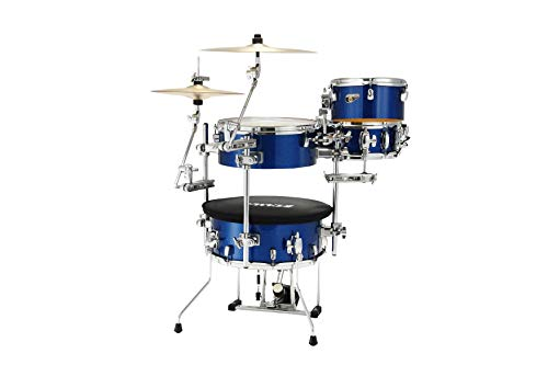 Tama CJB46C-ISP Cocktail JAM Kit, Indigo Sparkle
