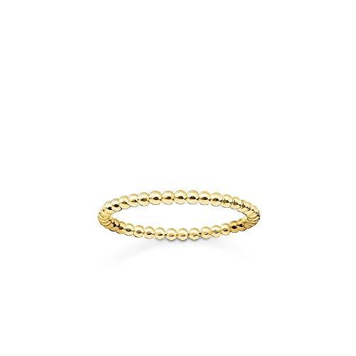 Thomas Sabo Ring Gold, Größe 48, Sterlingsilber, TR2122-413-12