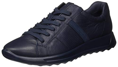 ECCO Damen FLEXURERUNNER W Sneaker, Blau (MARINE/MARINE), 42 EU