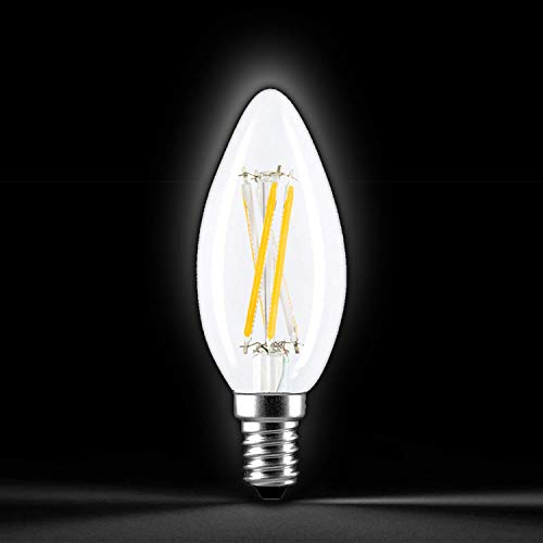 LEDbyLED E146WCCL OLIVA LED 6W E14 720 LUMEN 2700°K A++ 35X99 mm