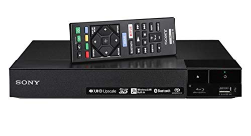 SONY BDP-S6700 2K/4K Lecteur Multi Zone Region Code Free Blu Ray 2D/3D - WI-FI - DVD - SACD- CD Player