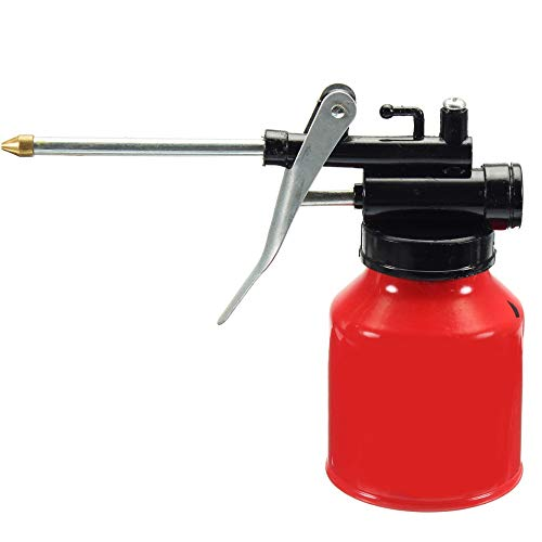 Wide-variërend 250 ml Paint Spray Gun Oil Pump CAN's Oiler Slang Grease Machine voor Smeer Airbrush Tools Lubricator…