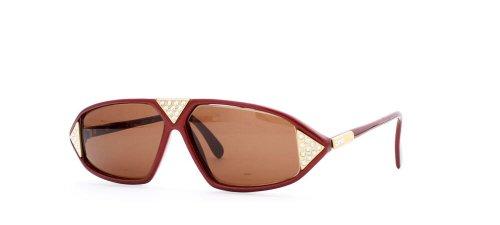 Cazal - Gafas de sol - para hombre Rojo rosso