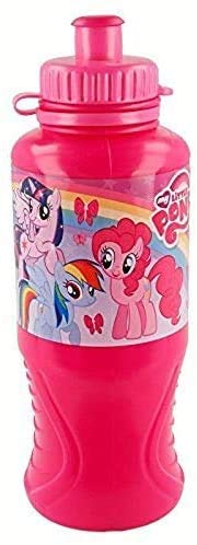 ALMACENESADAN 9994, Vaso con caña My Little Pony, 460 ml, Producto de plático Libre BPA