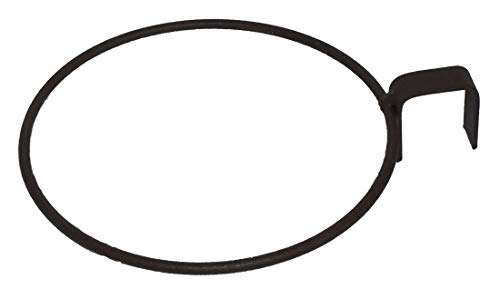 Novaliv Pflanztopf zum Einhängen Ringhalter für Europlatten Hängetopf (1, 12 cm) - 7