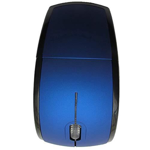 Peanutaoc 2.4GHz draadloze gaming muis gamer game muis Muizen Vouwen USB Ontvanger voor computer