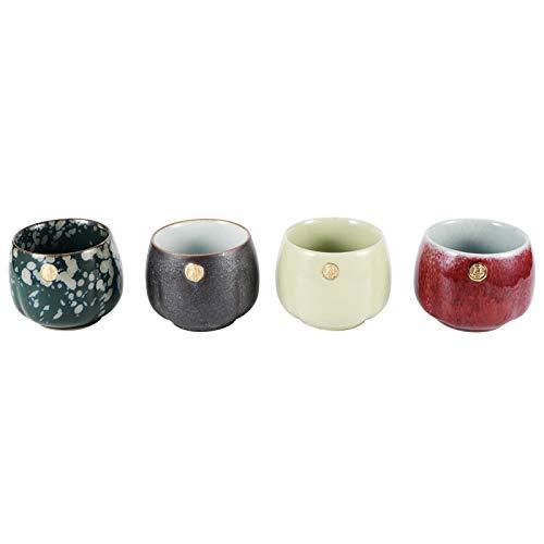 Taza de té de Kung Fu, vajilla de cerámica de Regalo, Amigos...
