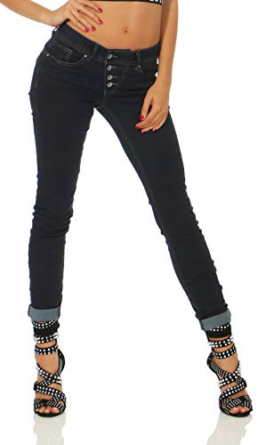 Buena Vista Timeless - Malibu Stretch Denim - Dark Blue - 888 J5001 212 3825 (M)
