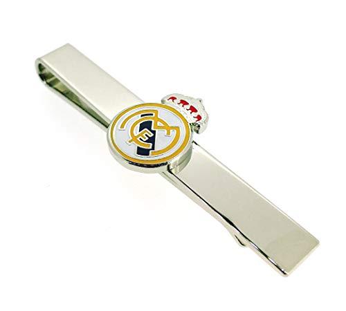 Pasador de Corbata Real Madrid | Pisa Corbatas Para usar en Bodas y en Eventos formales   Da un toque Elegante