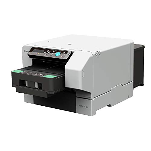 Ricoh textielprinter RI 100 75/uur USB/Red/WiFi/Windows/Mac OS-ondersteuning