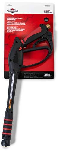 Briggs & Stratton 6201 Soft Grip Pro Replacement Spray Gun for Pressure Washers